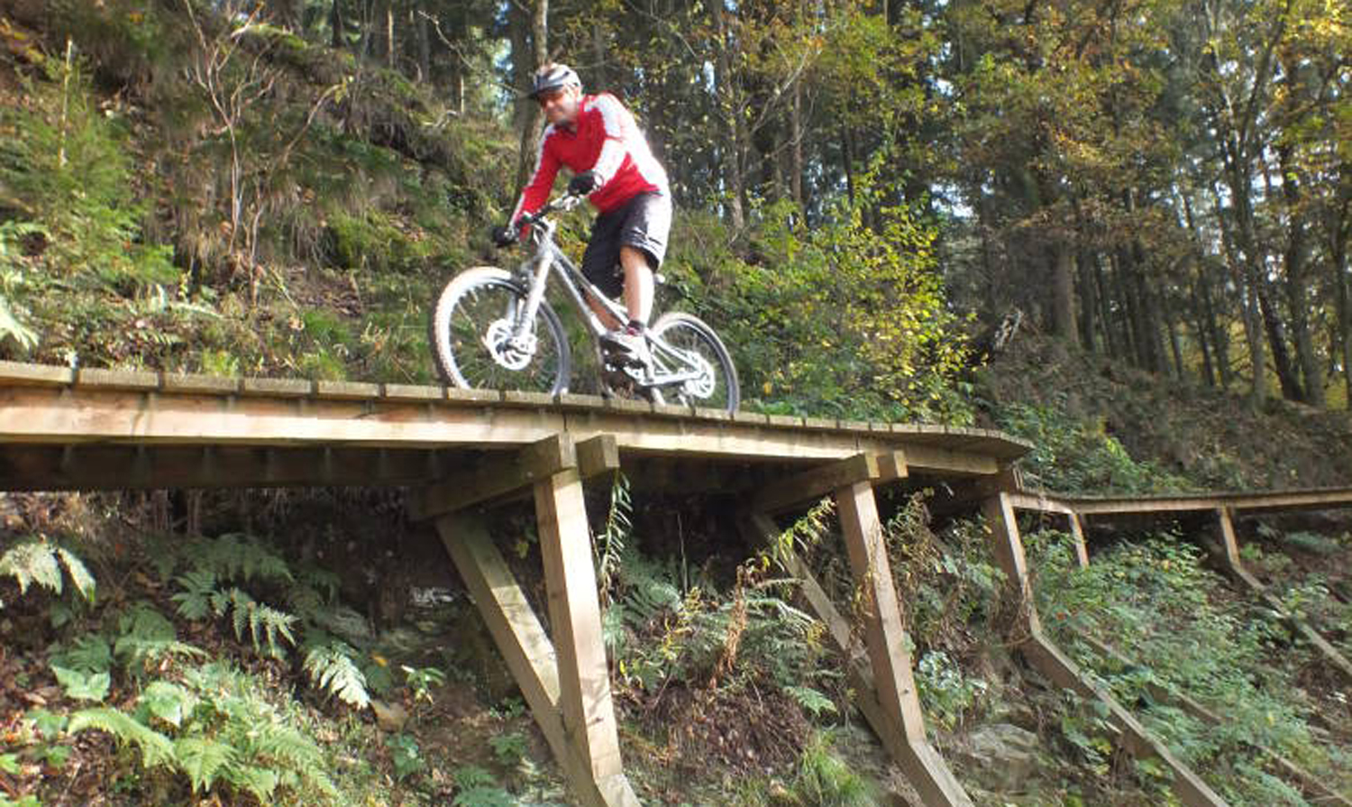 Bezienswaardigheden - MTB-parcours St.Vith